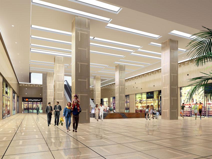 「上海商场装修」商场装修这3个小细节,决定着商场的未来!