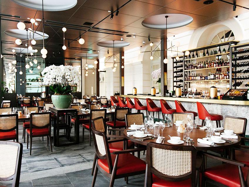 「上海餐饮店装修」上海餐饮店怎样装修设计、好看又省钱