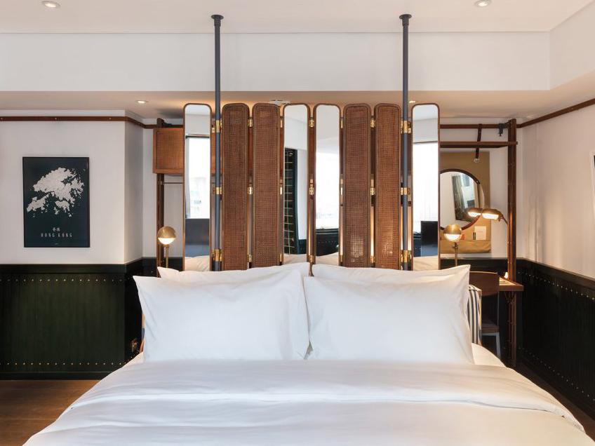 酒店排列五基本